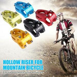 31-8x45mm-MTB-Cycling-Mountain-Bike-Bicycle-Aluminum-Alloy-Short-Handlebar-Stem