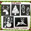 Kit-de-Tatuaje-Brillo-Navidad-o-plantillas-de-recarga miniatura 16