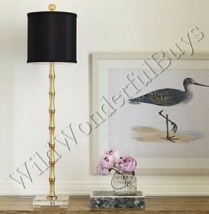 Perfect Image Is Loading Evreux Buffet Lamp Gold 37 034 H Metallic