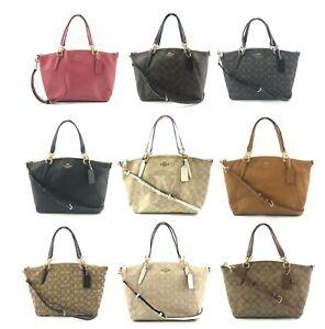 Coach-F27582-F28993-Small-Kelsey-Satchel-Crossbody-Hand-Bag