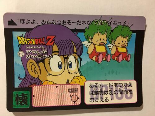 Dragon Ball Z Carddass Hondan Part 91-162