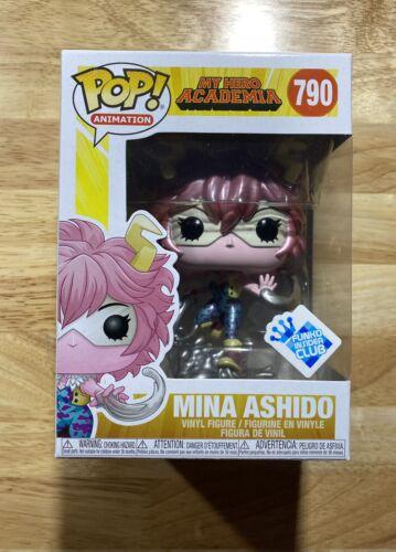 Funko Pop Animation My Hero Academia Mina Ashido Metallic Insider Club #790