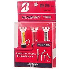 Bridgestone Golf Gagmth Magnet Tee Long 85mm 3pcs