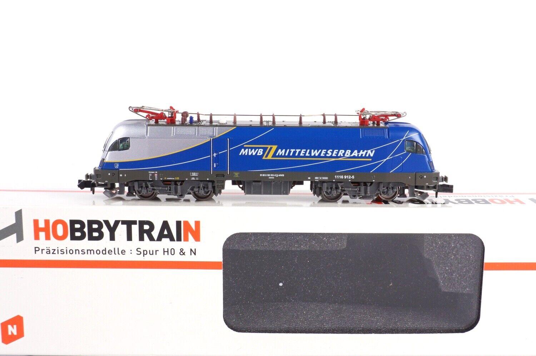 Hobbytrain lemke n h2765 e-Lok Taurus br 1116 concedió mittelweserbahn-neu kc21