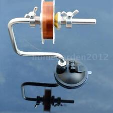 Portable Fishing Line Winder Reel Spool Spooler System Tackle Aluminum HG J3Y1