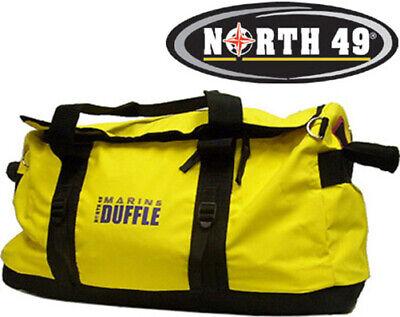 "North 49 Marine Duffle Bags 16-28/"" Sizes Heavy Duty PVC Padded Bottom"