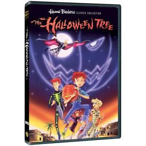 The Halloween Tree Hanna Barbera Animated Movie Cartoon Region Free New Dvd Ebay