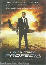SEALED - La Ultima Profecia Left Behind 2014 BRAND NEW