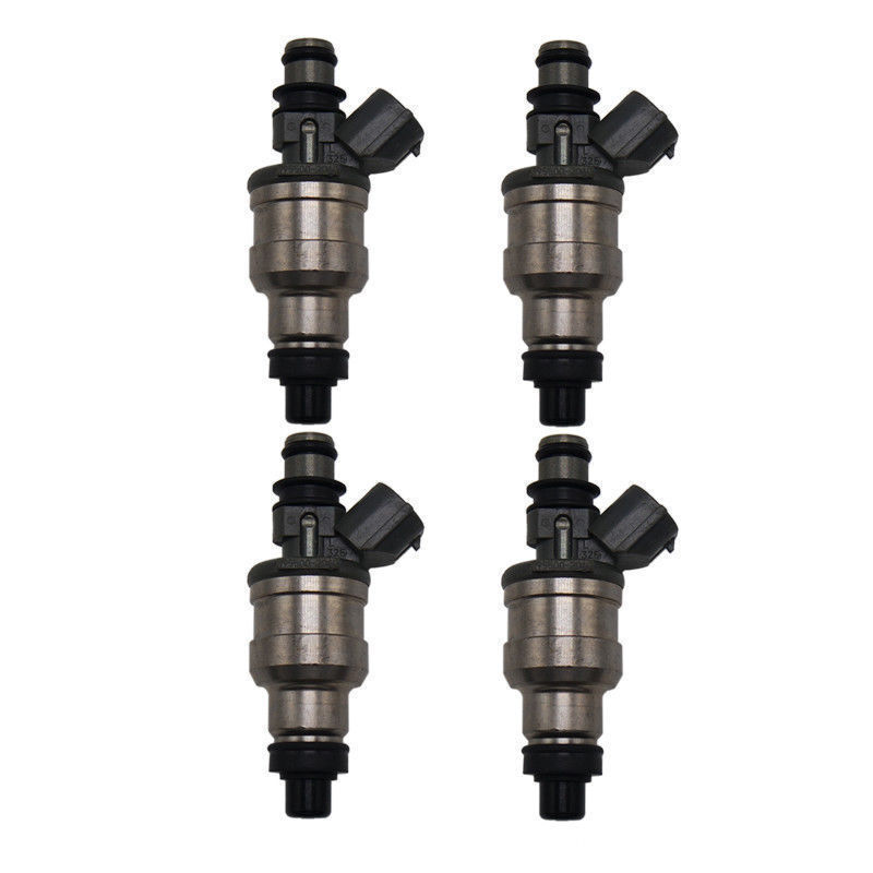 4 Set Fuel Injectors For Toyota 4 Runner Pickup 89-95 22RE 2.4L 23250-35040