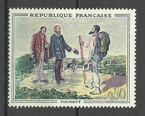 France-Tableau-Maitre-Courbet-Master-Painting-Malerei-1962-Erreur-Error-Fehler