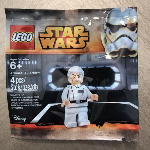 LEGO 5002947 Star Wars Admiral Yularen Polybag New Sealed