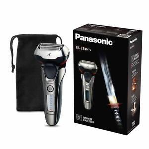 Panasonic-ES-LT4N-S803-Shaver-electric-mens-3-hojas-linear-Silver