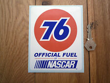 UNION 76 Official Fuel of Nascar STICKER Car Race Racing Gas Station Americana