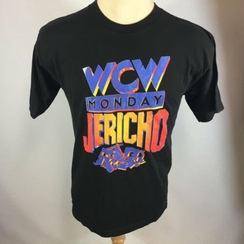 Vintage 90s Grunge WCW Monday Chris Jericho Wrestl