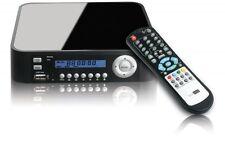 Sansun SN-MSVIP-357 Netzwerk Multimedia Player / HDD Recorder, DEFEKT, KEIN BILD