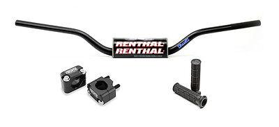 Renthal Fatbar Handlebars Black Bend Yamaha YFZ450