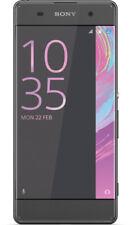 Sony Xperia XA schwarz 16GB LTE Android Smartphone ohne Simlock 13MPX Kamera