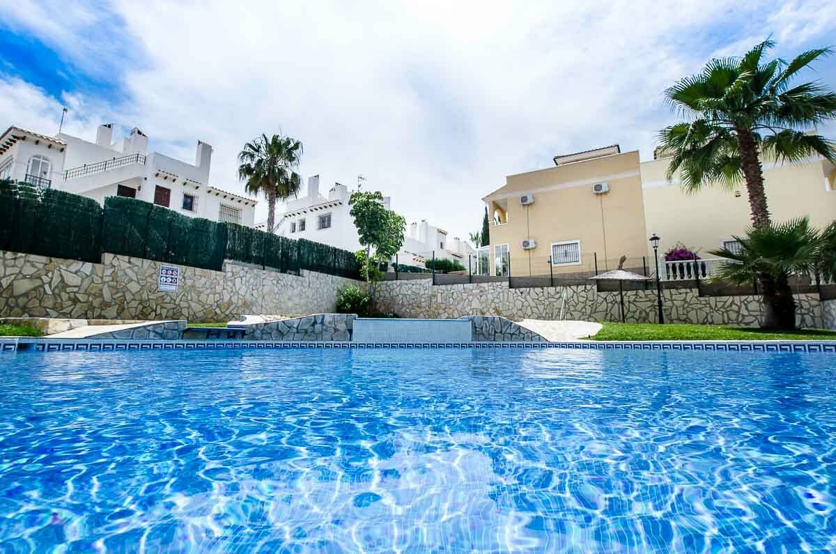 Costa Blanca South - 1 Bed Lux Penthouse Apartment - Sleeps 4...