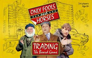 ONLY-FOOLS-amp-HORSES-Trading-board-game-2-6-players-aged-8-and-above-New-Sealed