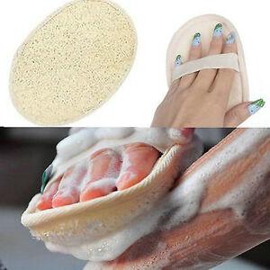 Body-Exfoliator-Natural-Loofah-Luffa-Sponge-Bath-Shower-Scrubber-Washing-Pad