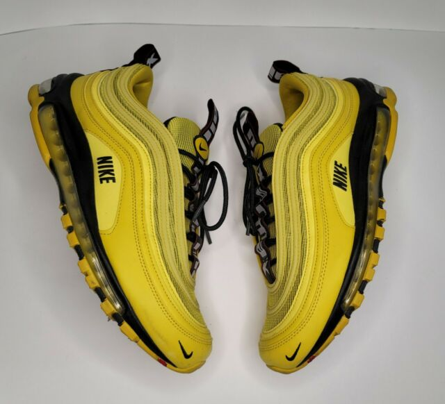 Size 10 - Nike Air Max 97 Bright Citron 2018 for sale online | eBay