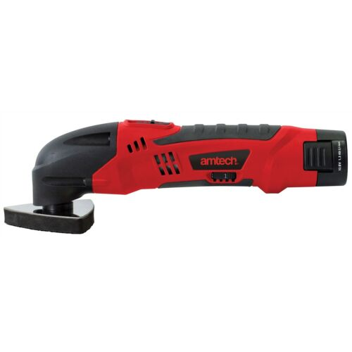 10.8V LIION CORDLESS RECHARGEABLE OSCILLATING MULTITOOL + CASE 2 YEARS WARRANTY