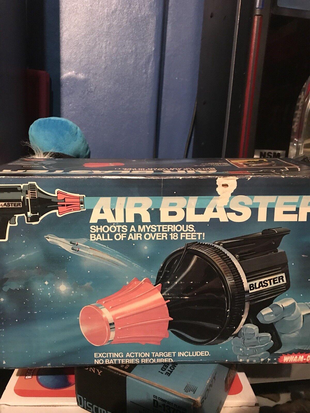 AIR rare BLASTER Wham O jouet pistolet 1978 très rare AIR 3d4682