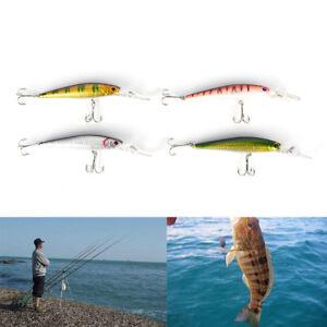 12-5cm-14g-Wobbler-Fishing-Lure-Big-Crankbait-Minnow-Peche-Bass-Trolling-Bait-NT