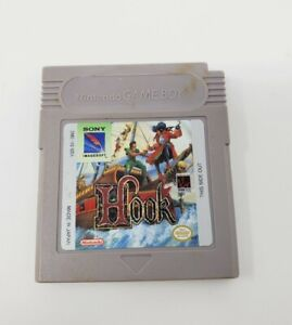 Hook (Nintendo Game Boy) Authentic Tested