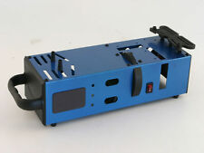 Cassetta avviamento RK Hsp starter box automodelli 1/10 e 1/8 Blu buggy losi RK