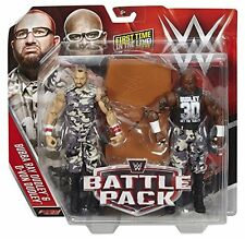 Mattel WWE Battle Packs Series 41 -The Dudley Boyz Bubba & D-Von Figures