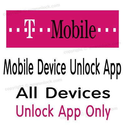 T-Mobile APP UNLOCK Service LG ThinQ Q7+ V30 K30 Alcatel Samsung REVVL Plus  ZTE | eBay