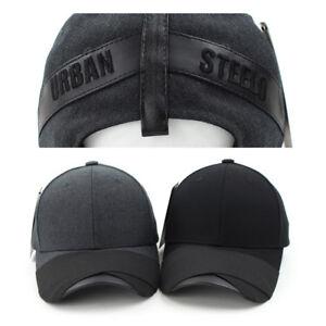 Unisex-Mens-Womens-Urban-Steelo-X-Band-Teamlife-Plain-Baseball-Cap-Trucker-Hats
