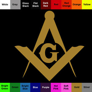 Image Is Loading Free Mason Decal 1 Get