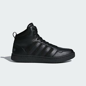 de296700850 Adidas CLOUDFOAM SUPER HOOPS Mens Casual High Top Sport Style Shoes ...