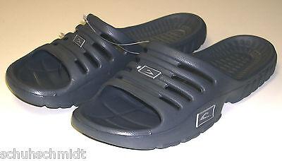 Hengst Herren Schuh Schuhe Badeschuhe Badelatschen Pantolette grau Art 570001