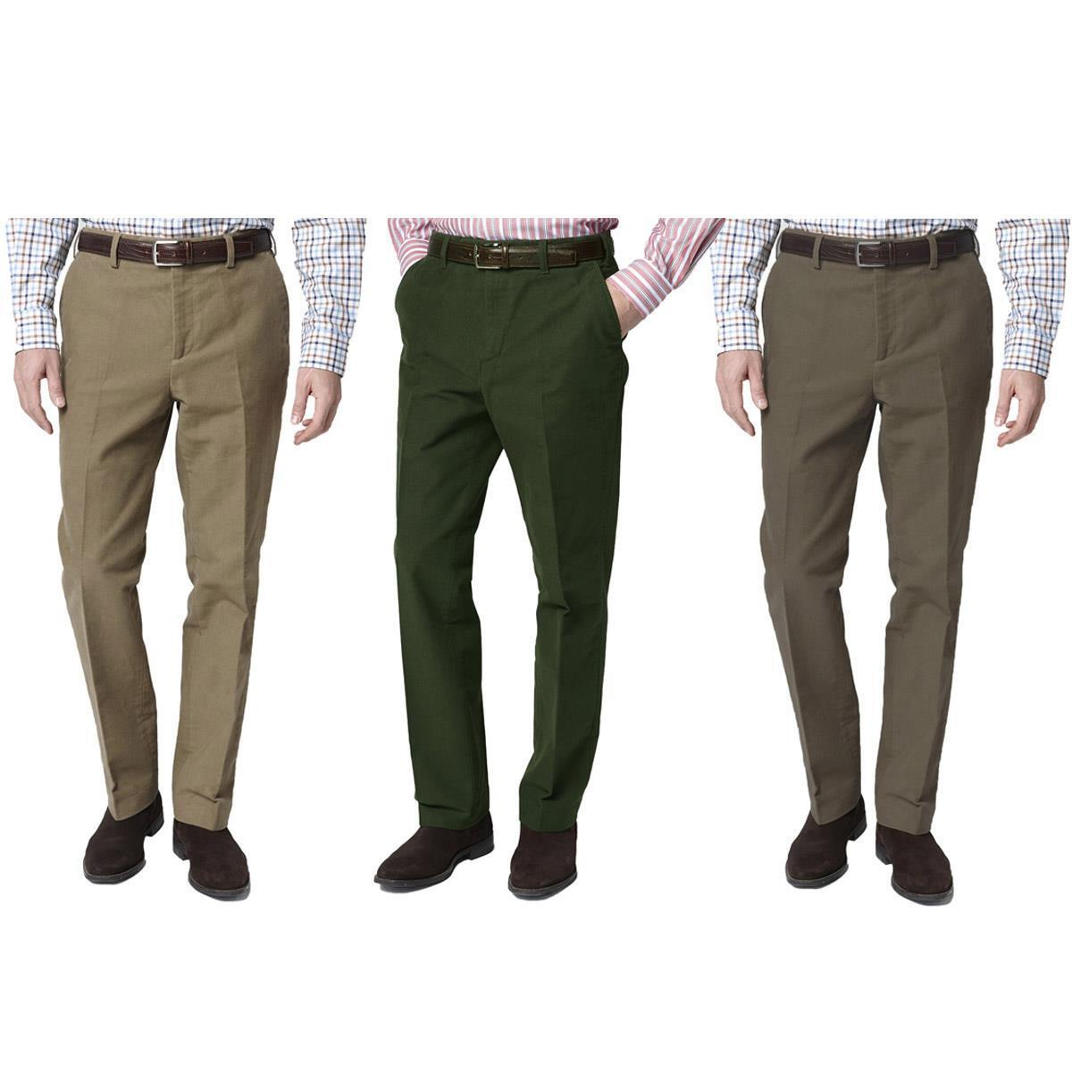 Brentwood Mens Cotton Moleskin Trousers   British British British Made Durable Country Wear | Marke  | Qualität und Quantität garantiert  | Neue Sorten werden eingeführt  | Zu einem niedrigeren Preis  | Deutschland  92d850
