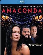 ANACONDA/Jennifer Lopez,Jon Voight/NEW BLU-RAY/BUY ANY 4 ITEMS SHIP FREE
