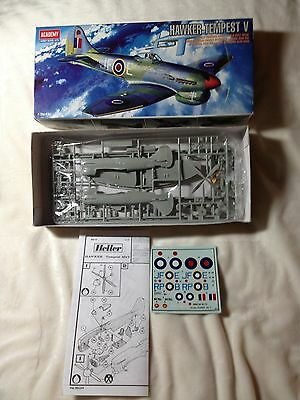 Academy Hawker Tempest V 1/72 Scale Aircraft Model kit