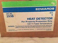 Edwards 293b Heat Detector