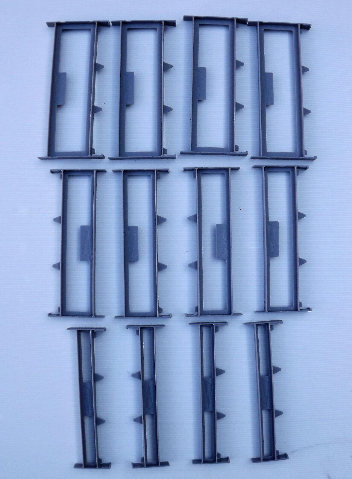 NINCO lote de 12 ascensor raíl Coche circuito