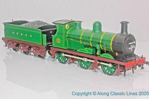 Bachmann-31-463-OO-Gauge-Wainwright-C-Class-tender-loco-271-SE-amp-CR-lined-green