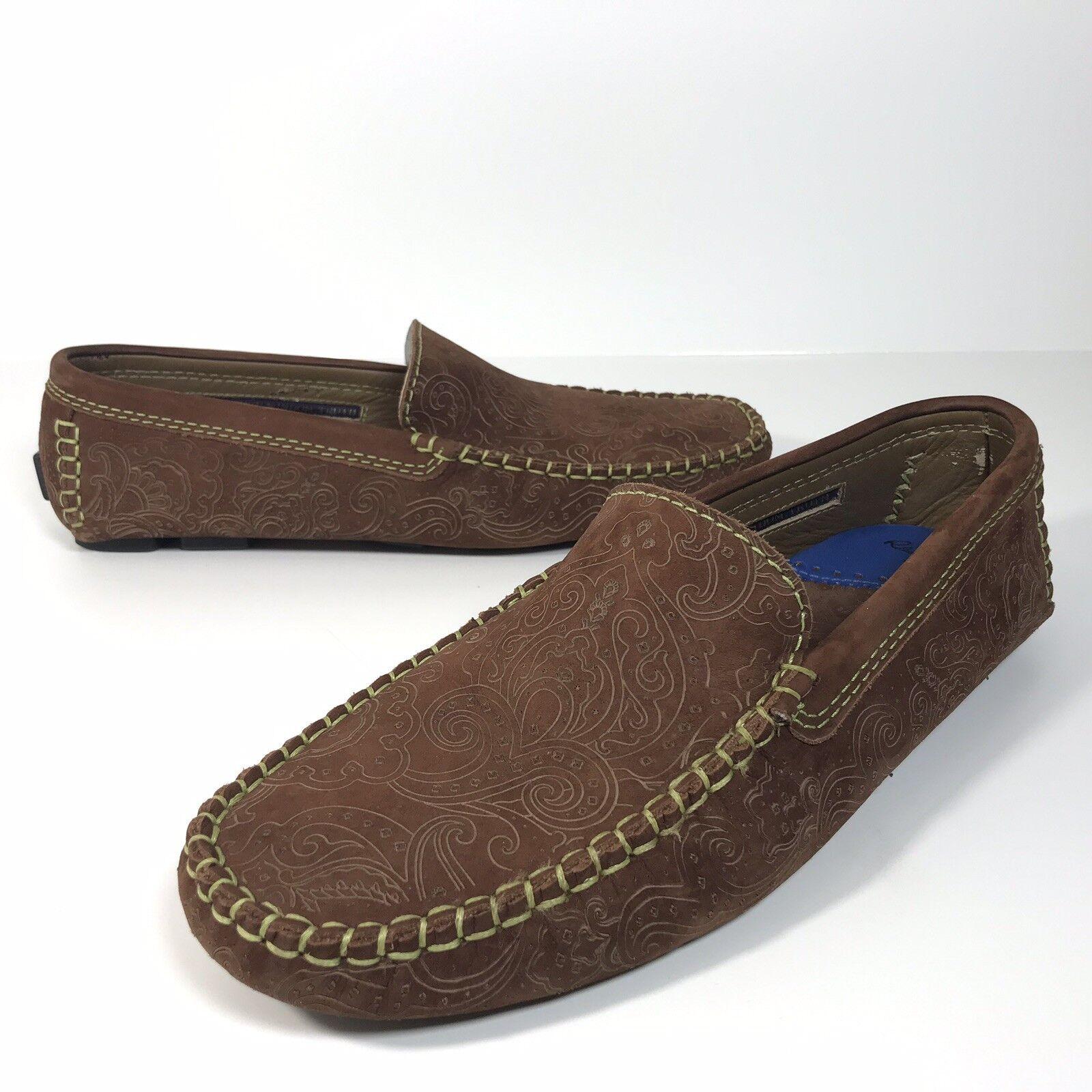 Graham rt Verrazano Cuir hommes Chaussures Mocassins Slip On