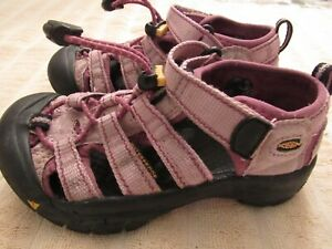 KEENS-Pink-Waterproof-Sandals-Girl-Shoes-Size-11