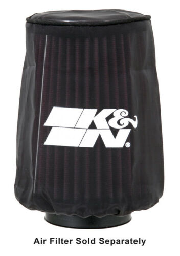 BLACK RC-5062DK K/&N Air Filter Wrap DRYCHARGER WRAP; RC-5062 KN Accessories