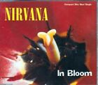 MAXI CD 3T NIRVANA IN BLOOM DE 1992 TBE
