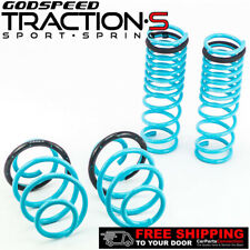 Godspeed Project Traction S Lower Springs For Accord 13 17 Ctcr Ls Ts Ha 0005 A Fits 2013 Honda Accord