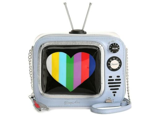 Betsey Johnson Kitsch Betsey Vision TV  Crossbody
