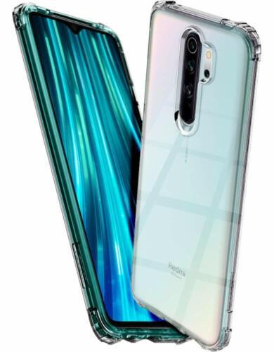 Spigen cover xiaomi redmi note 8 pro crystal shell progettato per