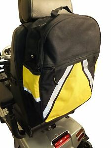 Mobility-Scooter-Wheelchair-Bag-HIGH-VISIBILITY-Storage-Bag-SPECIAL-DEAL-Hi-Vis